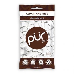best gums without aspartame 4