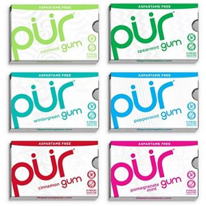 best gums without aspartame 9
