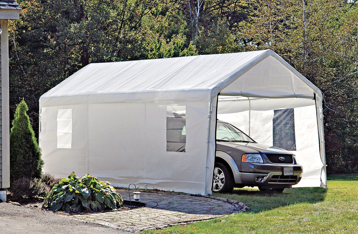 Top 10 Best Car Shelters & Canopy Reviews 2020 – Buyers' Guide