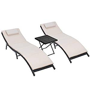 best outdoor chaise lounge