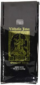 Valhalla Java Ground Coffee by Death Wish Coffee