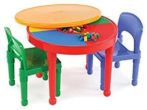 best lego table with chairs