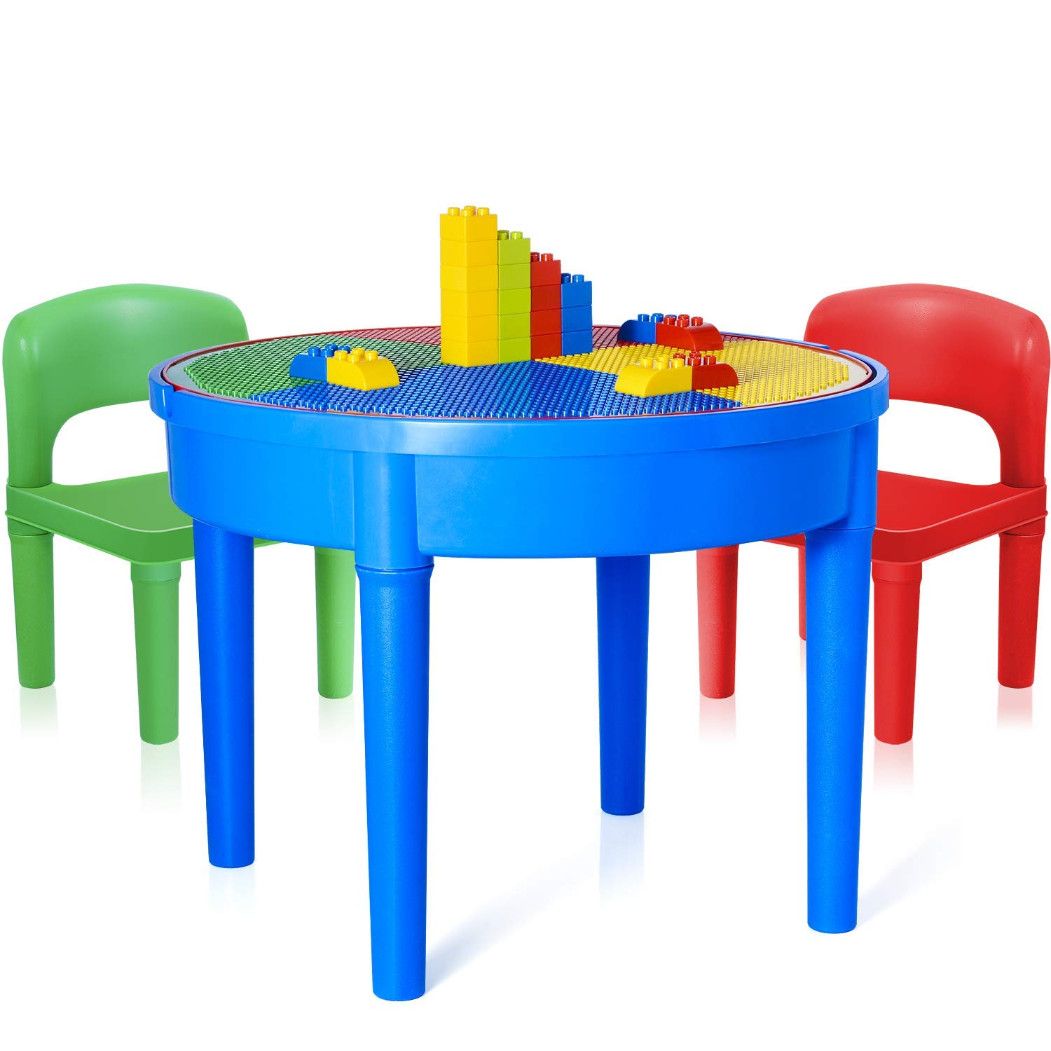 Top 5 Best Lego Table with Chairs in 2020- BestemsGuide