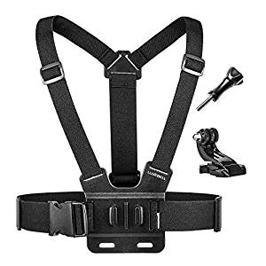 best gopro chest mount harness