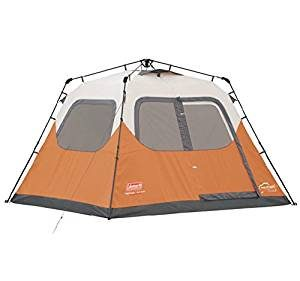 Coleman Waterproof 10 X 9-Feet 6-Person Instant Tent