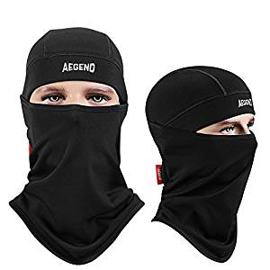 Aegend Balaclava Windproof Ski Face Mask
