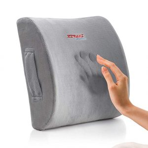best lumbar support pillow