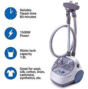 best fabric and garment steamer