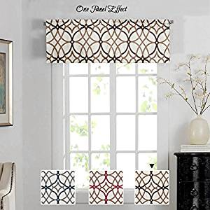 best window valance