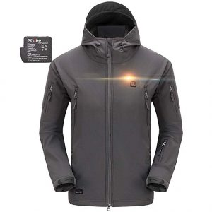 best men heated jacket