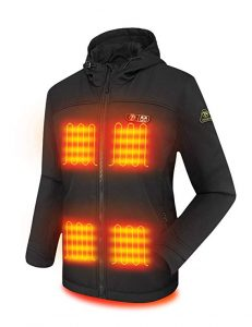 men heated jacket