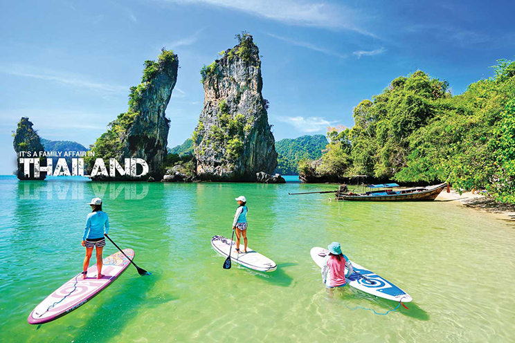 7 Days Travel Guide to Thailand For First-Time Visitors