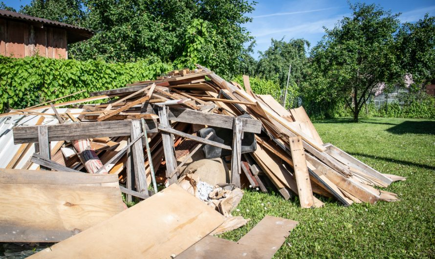 A Guide to Junk and Yard Debris Removal