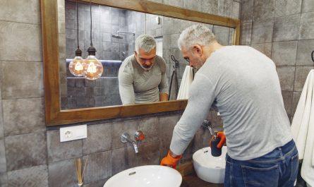 toilet plumber