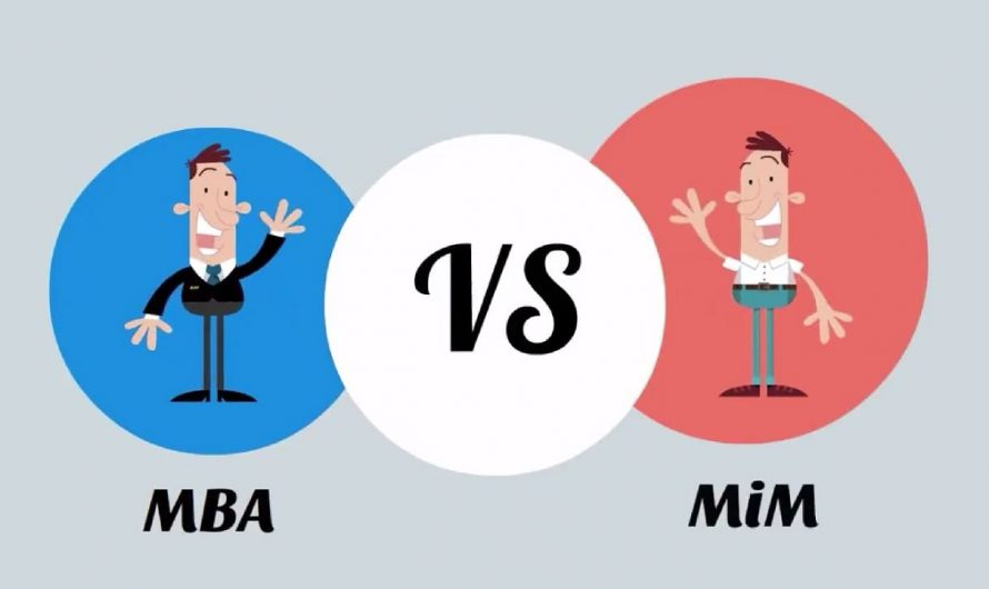 Comparison of MIM and MBA