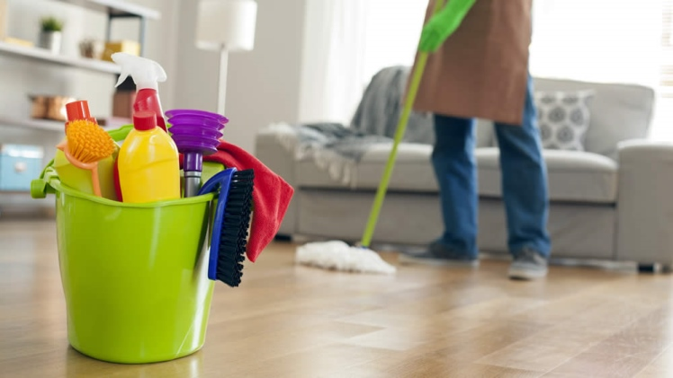 4 Paramount Benefits Of Employing Residential Cleaning Services In 2021.