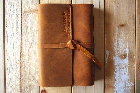Why Personalized Leather Bound Journal And Gifts Are Trending