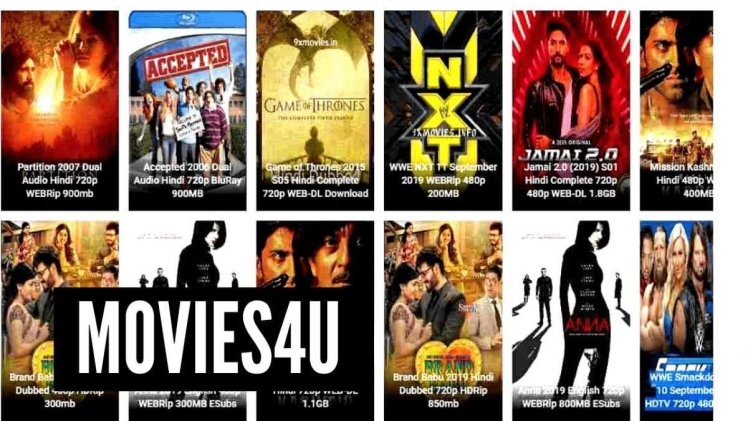 Bolly4u 2021: Unrestricted Leaked HD Movies Download Pirated Website