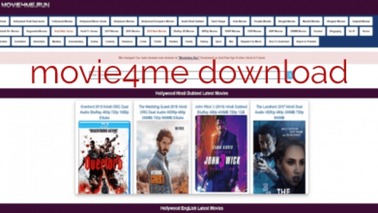 Movie4me cc website – What steps did the government take to shut down this website?