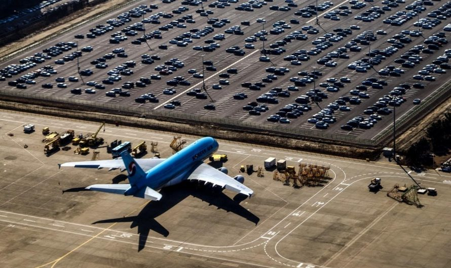 Where to Park at Newark Airport: 4 Tips for Getting the Best Spot