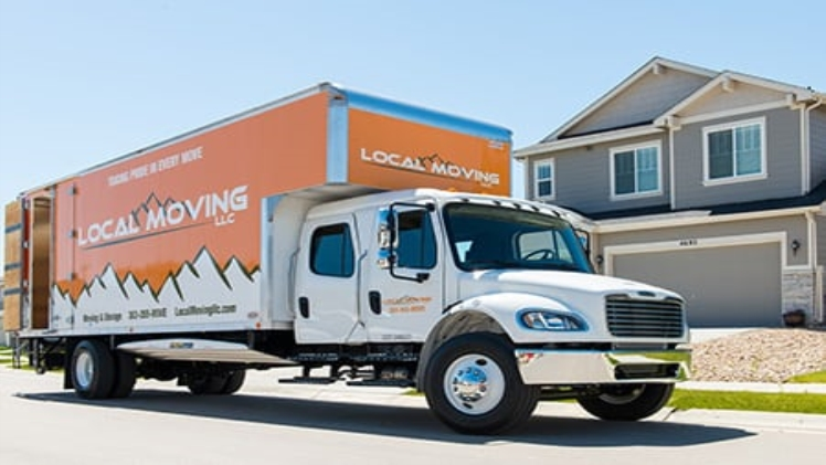 Moving and storage facilities in the moving companies of Denver