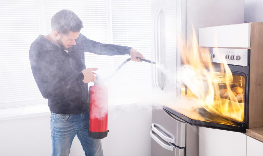 How to Restore Your Home After a Kitchen Fire