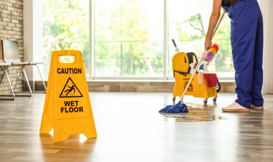 What to Look for in a Commercial Cleaning Company