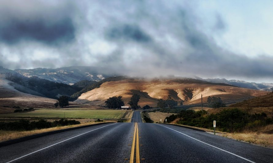 America's 9 Best Scenic Drives for Motorcycle Tours