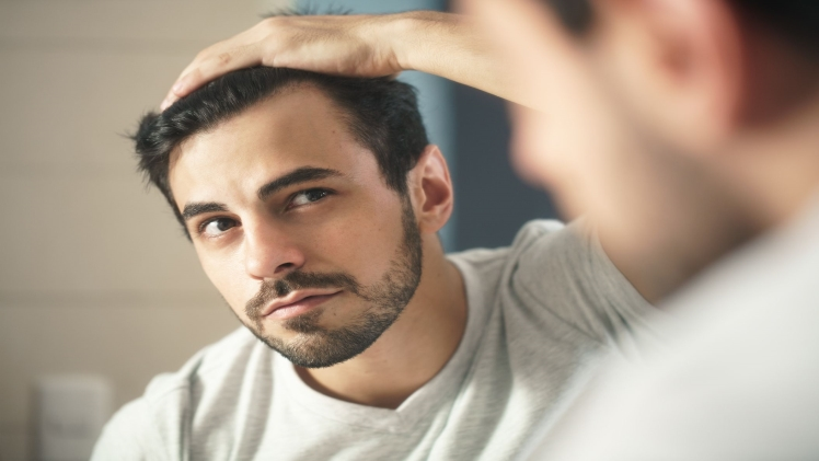 Sort your hair loss drawback during a good way