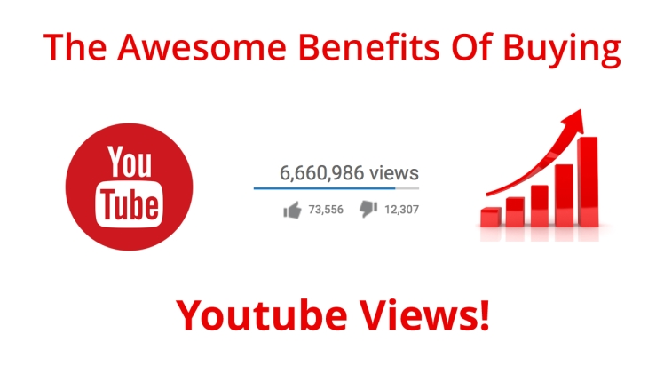 What are the benefits of buying YouTube views?