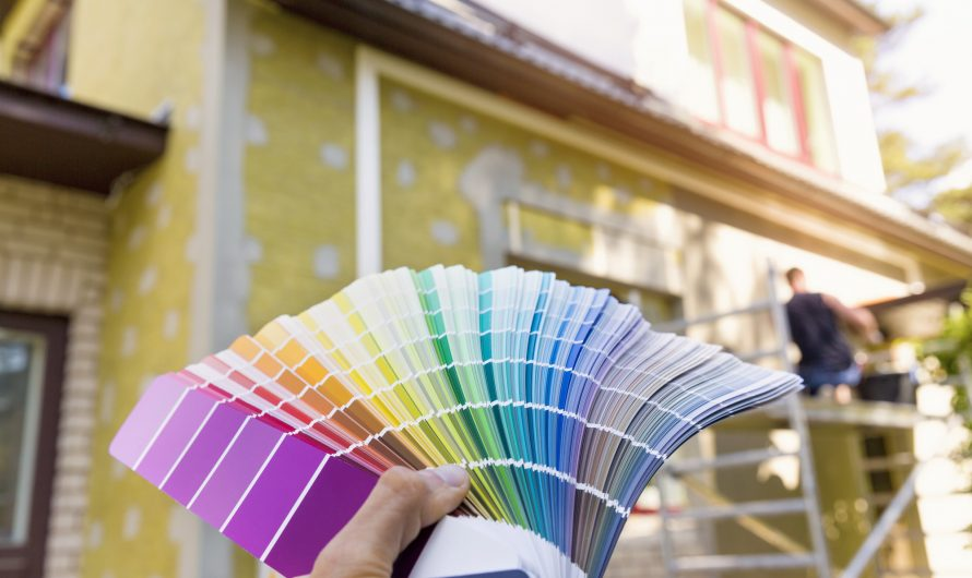 Increasing Your Home's Value: How to Choose an Exterior Paint Color