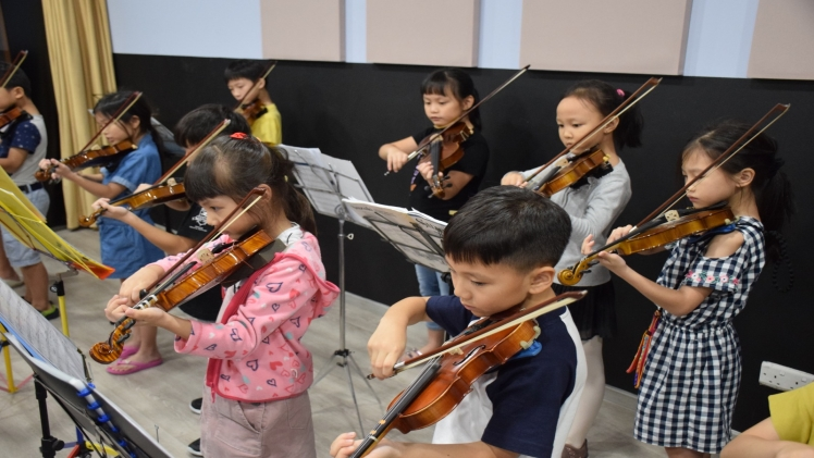Why The Popularity Of Violin School Singapore Programs