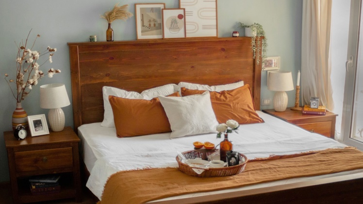 CHOOSING THE BEST FABRIC DECOR FOR BEDROOMS
