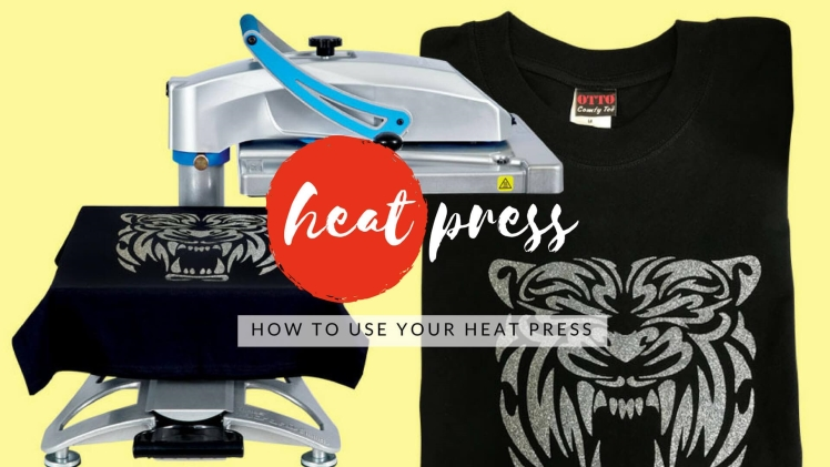 5 Tips To Choose the Perfect Heat Press for your T-Shirt Business