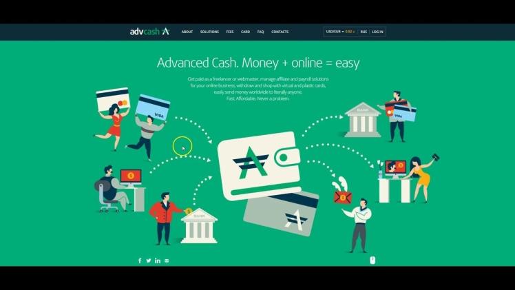 Advcash for Freelancers