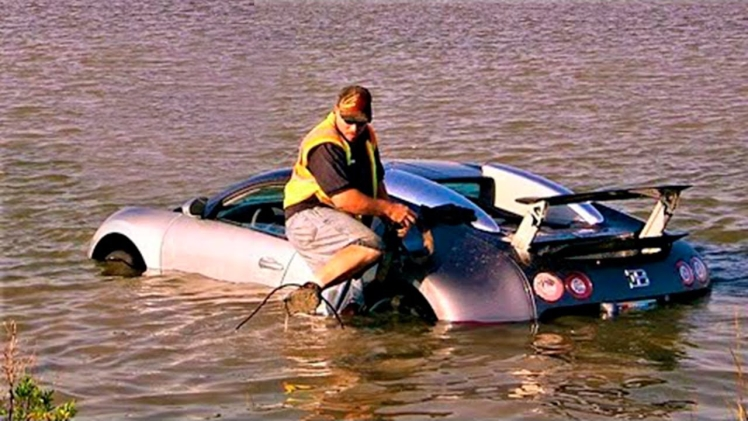 The Most Expensive Car Accidents Ever From Around the Globe