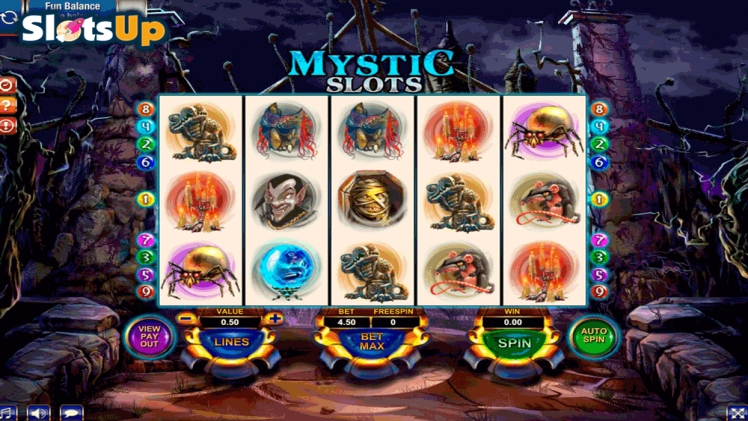 Top rated slots with a mystical theme