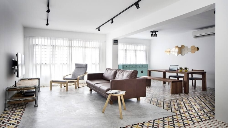 1 Room Painting Cost and Interior Designs Singapore