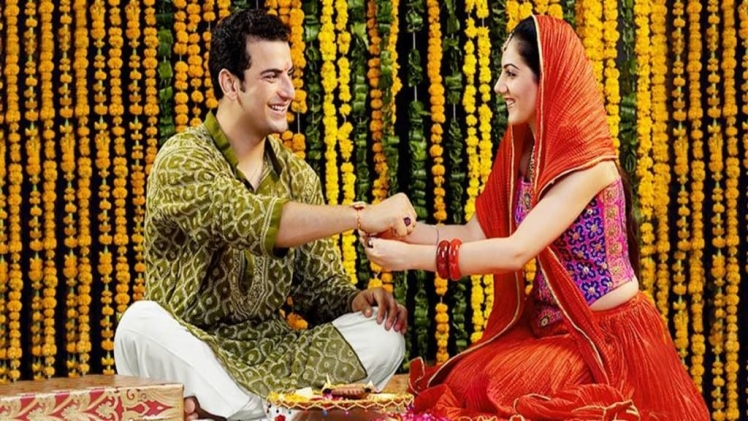 Deliver Rakhi Gifts To Your Brother in Abroad