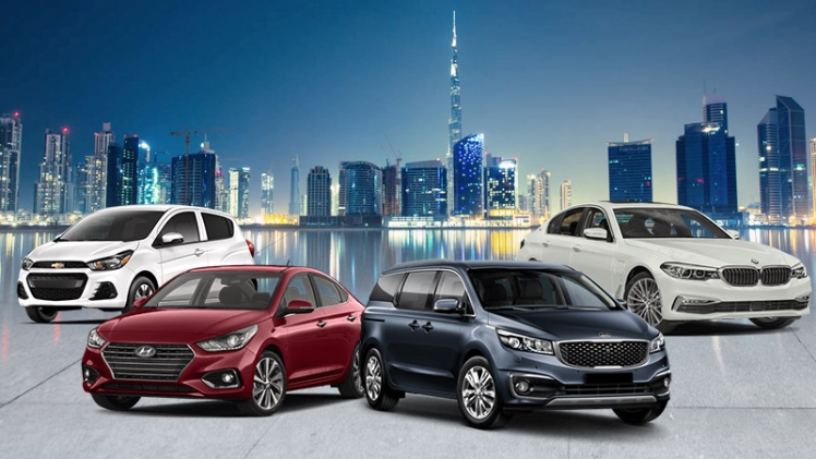 How to book a car for rent in UAE?