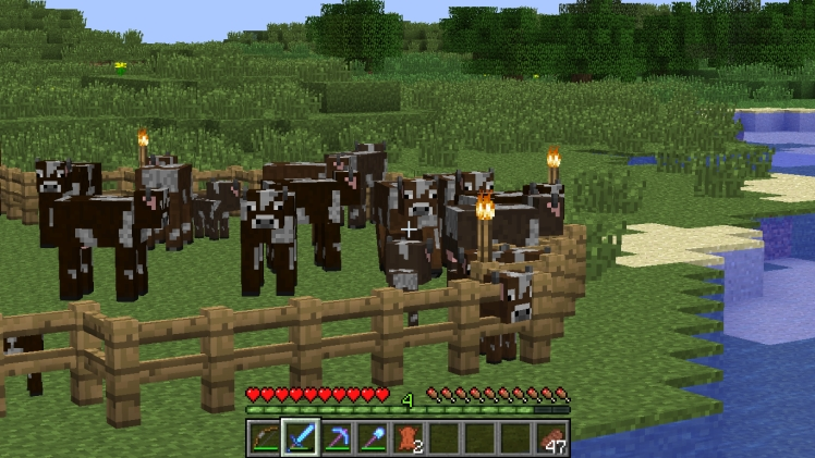 Minecraft Cooking Guide (Animal Products Edition)