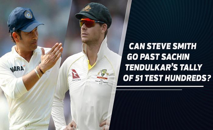 The Number Nut: Why Steve Smith can go past Sachin Tendulkar's count of 51 Test hundreds
